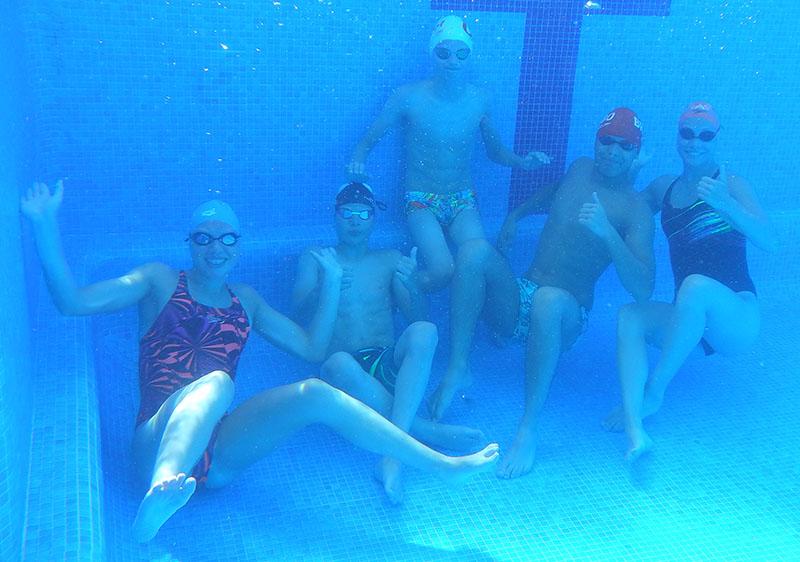 onder water spelletjes